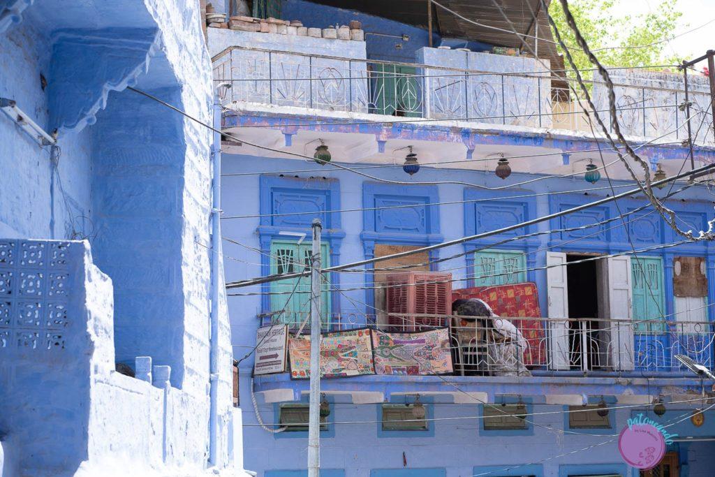 itinerario por el norte de India - Jodhpur o ciudad azul- Patoneando blog de viajes