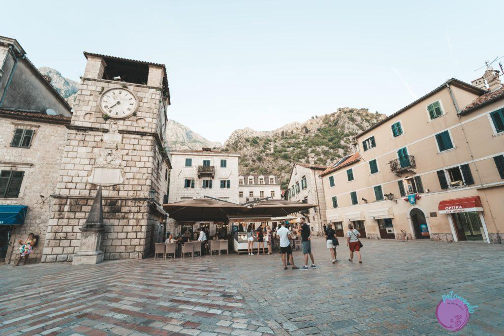 Ruta por Montenegro, Europa - Centro histórico de Kotor - patoneando blog de viajes