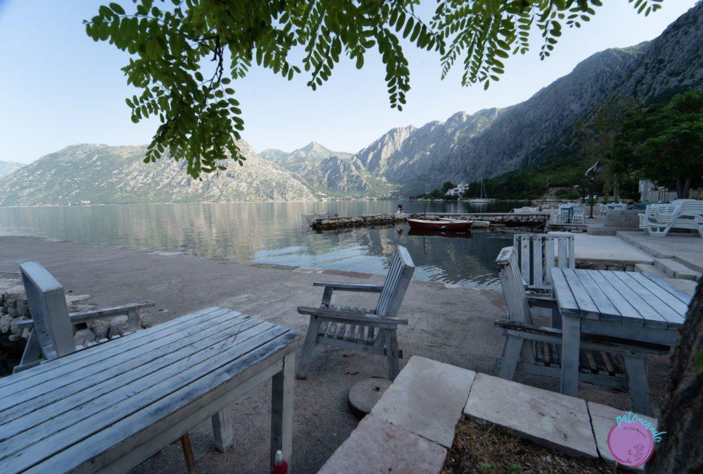 Ruta por Montenegro, Europa - Bahía de Kotor - patoneando blog de viajes