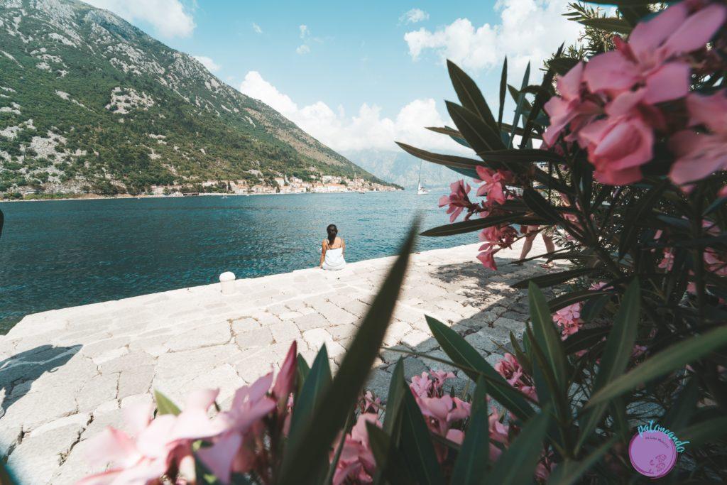 Ruta por Montenegro, Europa - Perast -patoneando blog de viajes