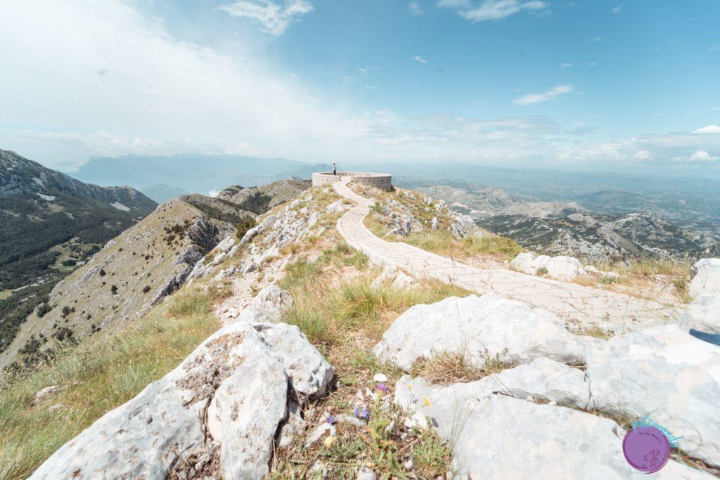 Ruta por Montenegro, Europa - Parque Nacional Lovcen - patoneando blog de viajes
