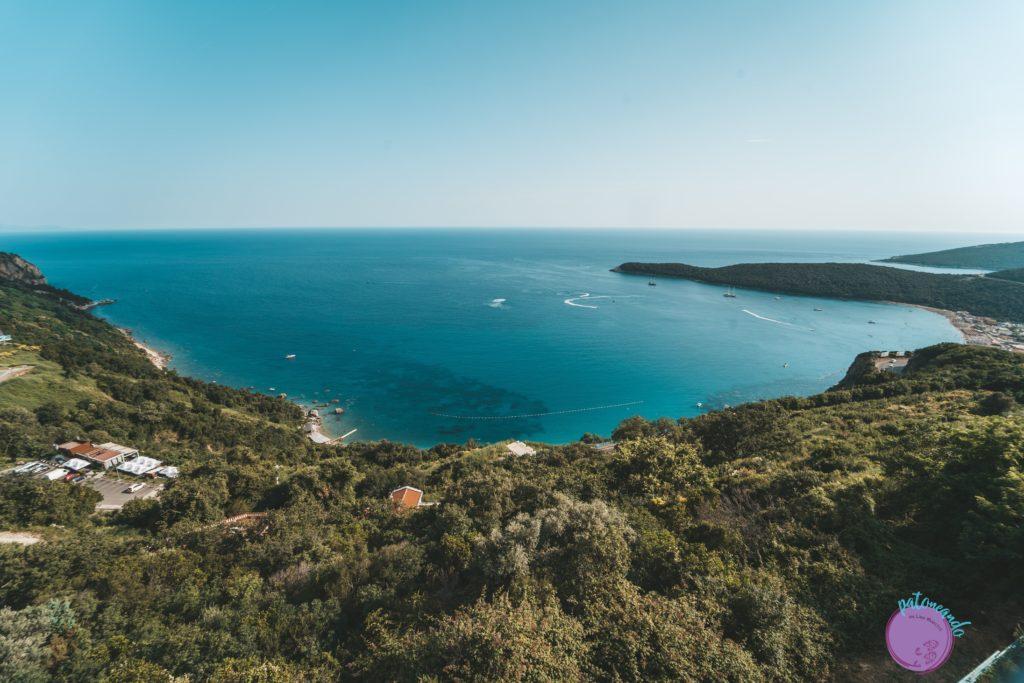 Ruta por Montenegro, Europa - Petrovac -patoneando blog de viajes
