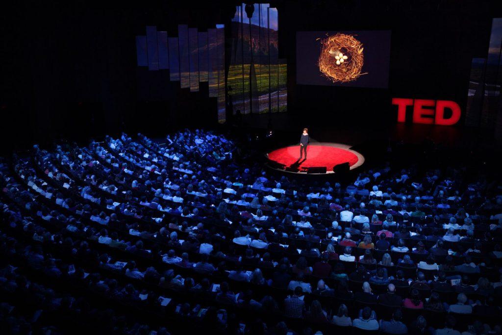charlas TED de viajes - Patoneando blog de viajes