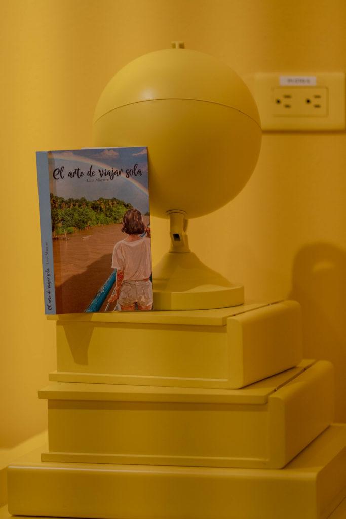 libro El Arte de viajar sola de Lina Maestre - Libros de viajes recomendados por bloggers- Patoneando blog de viajes