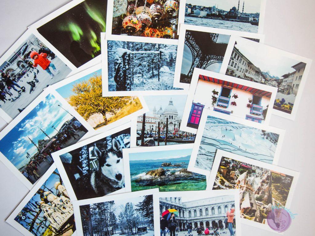 Ganar dinero viajando - vender postales - Lina Maestre Patoneando blog de viajes