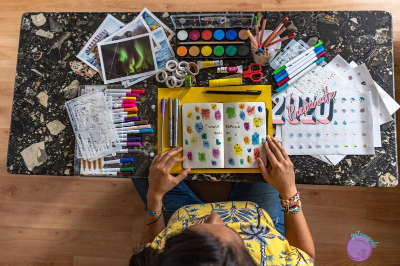 Taller: un viaje interior a través de la escritura creativa