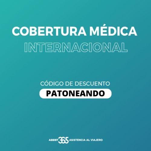 Cobertura médica internacional - Patoneando Blog de viajes