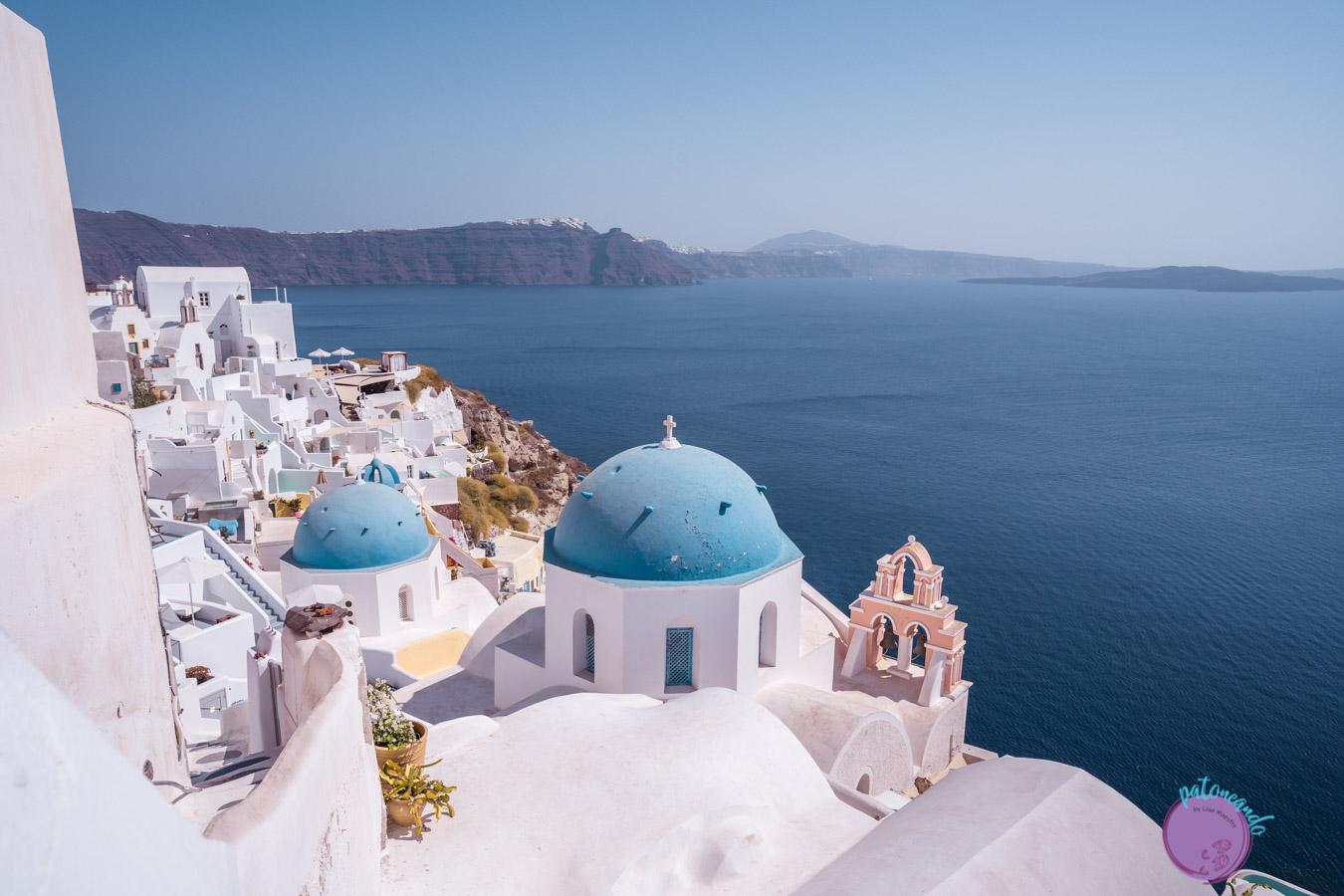Guia para viajar a Santorini, Grecia - Patoneando blog de viajesDSC00370