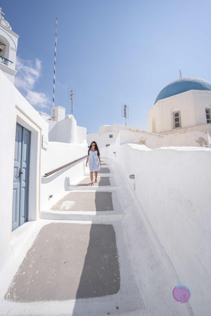 Guia para viajar a Santorini, Grecia - Patoneando blog de viajes