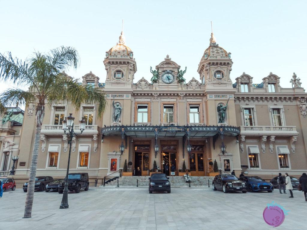 Qué ver en la costa Azul de Francia -Casino de Montecarlo en Mónaco- la Riviera francesa - Patoneando Blog de viajes