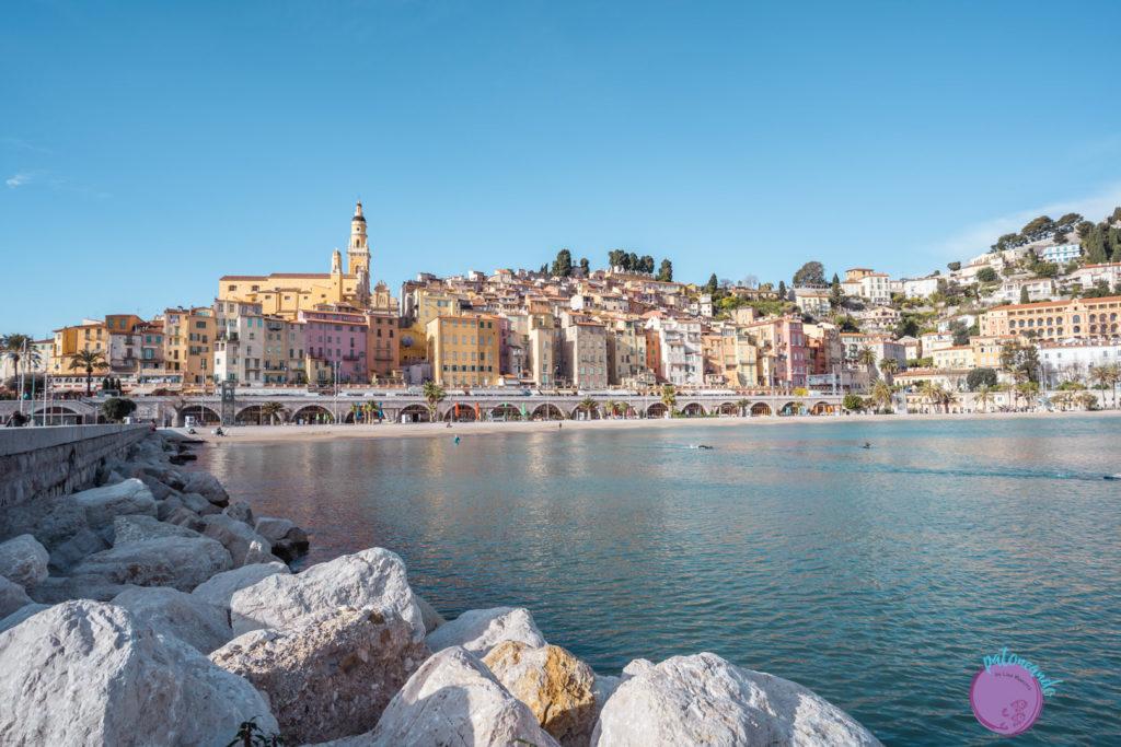 Menton- Qué ver en la costa Azul de Francia - la Riviera francesa - Patoneando Blog de viajesQué ver en la costa Azul de Francia - la Riviera francesa - Patoneando Blog de viajes