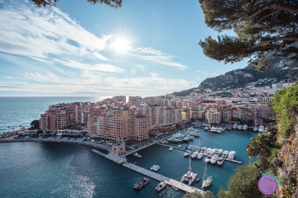 Qué ver en la costa Azul de Francia -Puerto de Mónaco- la Riviera francesa - Patoneando Blog de viajes