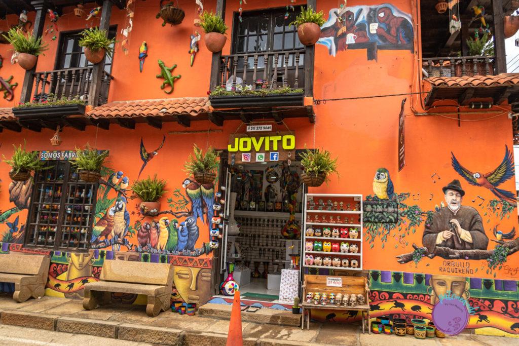 Guía para viajar a Ráquira, Boyacá - Patoneando Blog de viajes - Lina Maestre